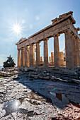 Temple of Athena, Athens, Greece