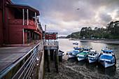 Angelmo fish market, Puerto Montt, Chile, South America