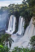 Iguazu Falls Iguassu Falls Cataratas del Iguazu, UNESCO World Heritage Site, Misiones Province, Argentina, South America