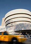 Guggenheim Museum, New York, United States of America, North America