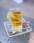 Herbal tea, France, Europe
