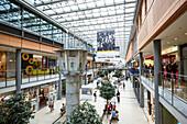 Potsdamer Platz Arkaden, Shopping mall, Mitte, Berlin, Germany, Europe