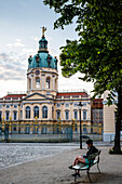 Charlottenburg Palace Schloss Charlottenburg, Charlottenburg, Berlin, Germany, Europe