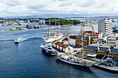 Stavanger Harbour, Norway, Scandinavia, Europe