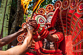 Theyyam Teyyam, Theyyattam or Thira is a popular ritual form of worship of North Malabar in Kerala, India, as a living cult with several thousand-year-old traditions, rituals and customs. The performers of Theyyam belong to the lower caste community.  The
