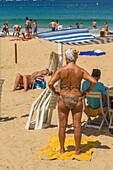 la concha beach, sun, skin, risks, san sebastian, donostia, basque country, spain