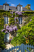 house, port of dahouet, pleneuf val-andre, (22) cotes d'armor, brittany