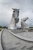The Kelpies Falkirk, Scotland