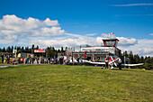 Flugplatz Wasserkuppe air field