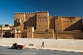 Kasbah Amerhidil, Skoura, Sahara Desert, Morocco