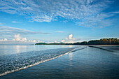 Long Beach Ao Yai, Ko Phayam, Andaman coast, Thailand, Southeast Asia