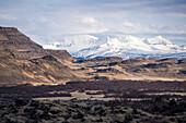 Summits of Heiðarhorn, Skessuhorn, Skarðsheiði
