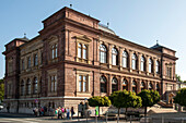 New Museum, Weimar, Thuringia, Germany
