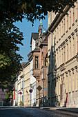 Ackerwand, Weimar, Thüringen, Deutschland