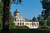 Park and Belvedere palace, Weimar, Thuringia, Germany