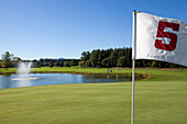 Golf Club Chieming, Koetzing 1, Chiemsee, Bavaria, Germany