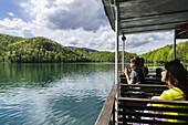 Plitvice Lakes National Park, UNESCO World Heritage, Croatia.