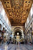 Church of Santa Maria in Aracoelli Rome Italy IT EU Europe.