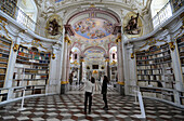 Library of the Abbey of Admont, Styria, Austria