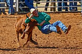 Arcadia All-Florida Championship P. R. C. A. Rodeo held in the southwestern Florida town of Arcadia.