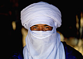 GHADAMES, LIBYA - NOVEMBER 09: The Ghadames Festival is held each year, the local townsfolk meet to eat, sing, and dance, Berber and Tuareg people also organize camel parading and racing on November 9, 2007 in Ghadames, Libya.