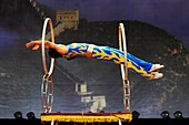Acrobat performance Shanghai Centre Shanghai China. Shanghai Centre. Shanghai Zaji Tuan. Inside of a Shanghai troupe of magic and acrobatics, (Shanghai Shangcheng). Centre Theatre. Shanghai Acrobatic Troupe. Shanghai Acrobatic Troupe is the oldest acrobat