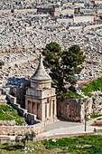 'Tomb of Absalom; Jerusalem, Israel'