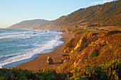 Pacific ocean near Westport , Westport-Union Landing State Beach , California , USA