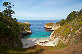 <Point Lobos State Natural Reserve> , Pacific Ocean , Southwestern California , California , USA