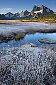 Tonquin Valley, Jasper National Park Alberta.