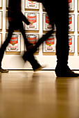 Campbell´s Soup Cans by Andy Warhol,1962, MOMA, Museum of Modern Art, New York City