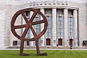 Germany, Berlin, Volksbuhne am Rosa-Luxemburg-Platz Theatre