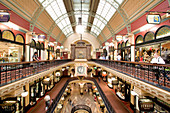 Australia, New South Wales, Sydney, Central Business District, Queen Victoria Building, shopping arcade