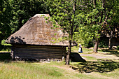 Latvia (Baltic States), Riga, European capital of culture 2014, the Ethnographic Open Air Museum