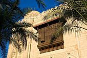 Egypt, Lower Egypt, the Mediterranean Coast, Alexandria, El Abbas El Morsi Mosque