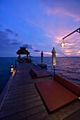 Hotel on Ko Yao Yai Island in the Andaman Sea, Thailand