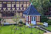 Outdoor Museum Den Gamle By in Aarhus, Middle Jutland, Jutland, Cimbrian Peninsula, Denmark, Northern Europe