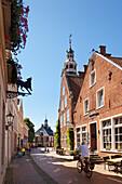 Rathausstraße, Leer,  East Friesland, Lower Saxony, Germany
