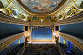 France, Yvelines, Chateau de Versailles, listed as World Heritage by UNESCO, Domaine de Marie Antoinette, the Queen's Theatre