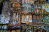Dried fish in Gensan market, General Santos   Mindanao
