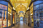 Mellin shopping arcade in the Alsterarkaden at the  Rathausmarkt, Hanseatic City of Hamburg, Northern Germany, Germany, Europe