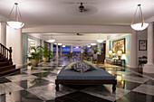 Elegant Lobby at Half Moon Resort Rose Hall, near Montego Bay, Saint James, Jamaica
