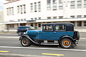Art Deco Festival, vintage cars, Napier, Hawke's Bay, North Island, New Zealand