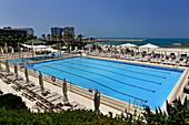 Hotel and beach resort Accadia, Herziliyah, Israel