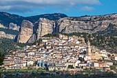 Spain , Teruel Province, Peñarroya de Tastavins City.