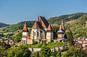 Romania, Sibiu County, Biertan City, Fortified Church of Biertan , (W. H. ).