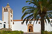 Santa Maria de Betancuria church, Betancuria village, Fuerteventura island, Canary archipelago, Spain, Europe.