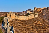 China, Hebei province, Great Wall of China, Jinshanling and Simatai section, Unesco World Heritage.