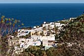 San Bartolo, Stromboli, Stromboli Island, Aeolian Islands, Lipari Islands, Tyrrhenian Sea, Mediterranean Sea, Italy, Europe