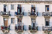 Residential house on Del Prado, La Havana Vieja, Havana, Cuba